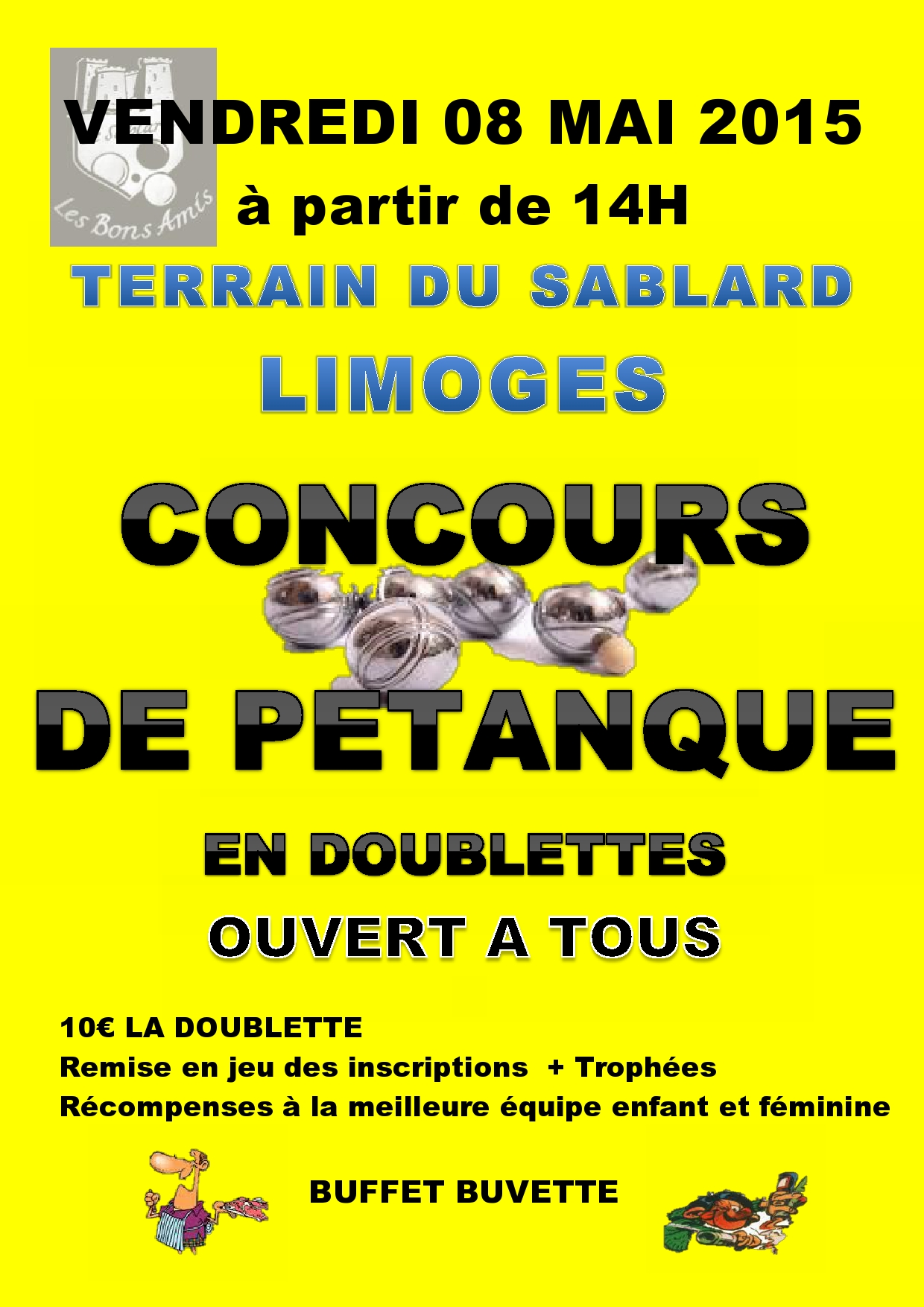job dating limoges 24 mai