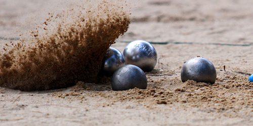 Concours de p tanque ouvert tous saint alban leysse for Choisir ses boules de petanque