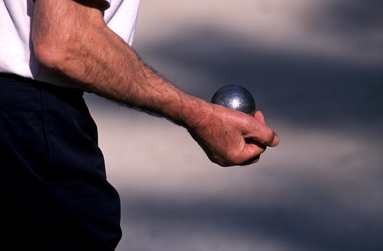 apprendre à pointer à la pétanque - comment pointer à la pétanque