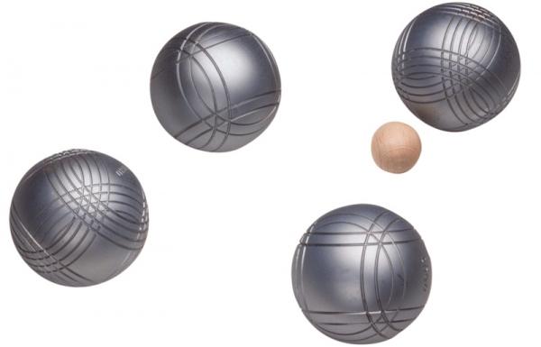 Choisir ses boules de p tanque for Boule de petanque tres tendre